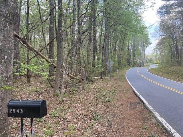 2543 S Cherokee Lane, Woodstock, GA 30188 (MLS #6867723) :: North Atlanta Home Team