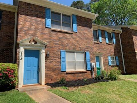 183 Walter Way, Stone Mountain, GA 30083 (MLS #6867985) :: North Atlanta Home Team