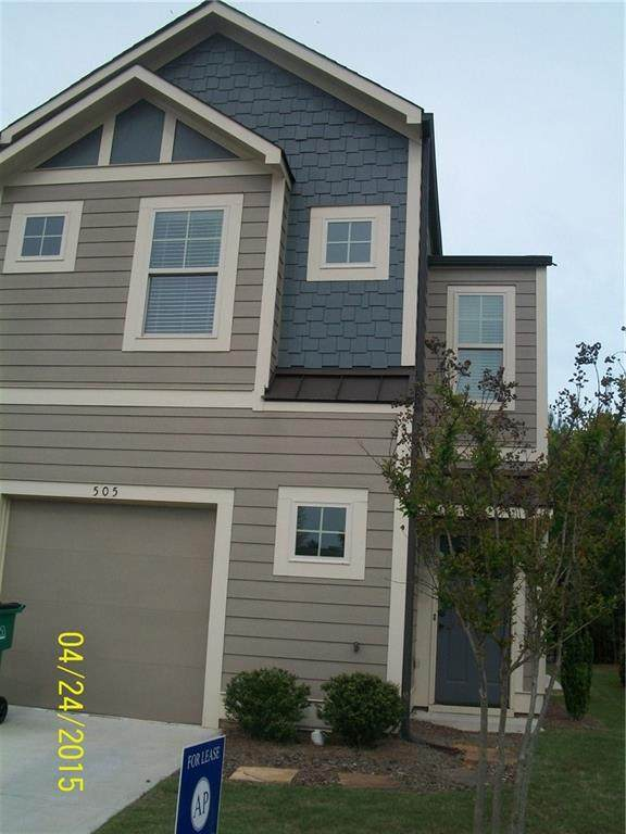 505 Ridge View Crossing, Woodstock, GA 30188 (MLS #6868001) :: Kennesaw Life Real Estate