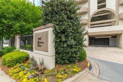 2161 Peachtree Road NE #708, Atlanta, GA 30309 (MLS #6868294) :: North Atlanta Home Team