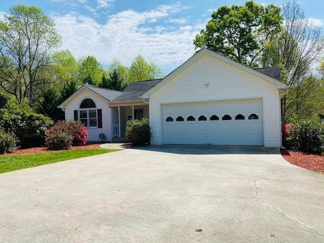 111 Hidden Cove Road, Dahlonega, GA 30533 (MLS #6868540) :: North Atlanta Home Team