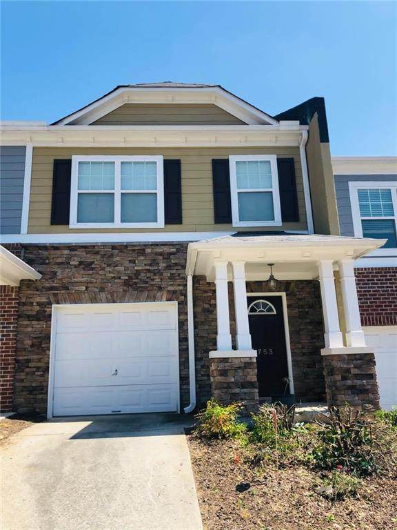 753 Arbor Gate Lane #305, Lawrenceville, GA 30044 (MLS #6868726) :: North Atlanta Home Team