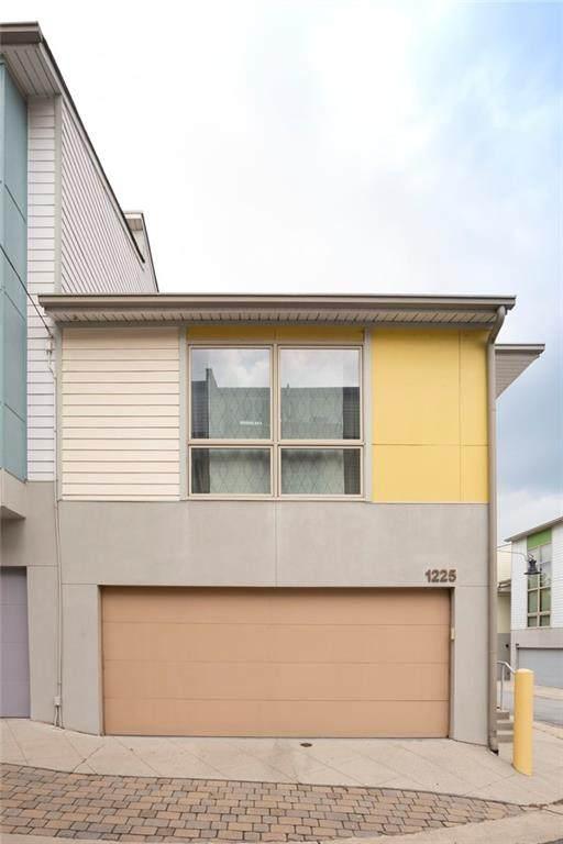 1225 Van Allen Mews NW, Atlanta, GA 30318 (MLS #6868742) :: Charlie Ballard Real Estate