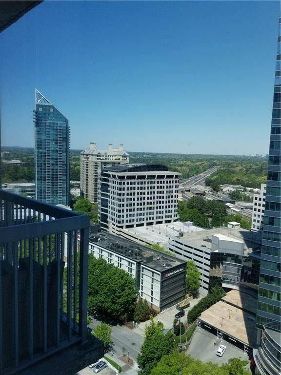 3324 Peachtree Road NE #2005, Atlanta, GA 30326 (MLS #6868883) :: HergGroup Atlanta