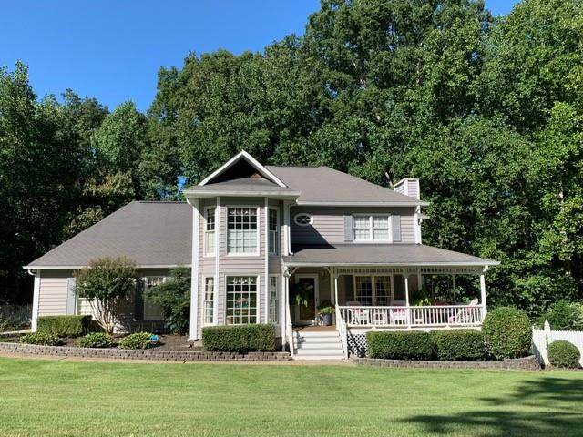 1357 Linley Trace, Marietta, GA 30066 (MLS #6869333) :: RE/MAX Center