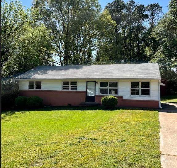 238 Rockin Hill Drive SW, Marietta, GA 30060 (MLS #6869538) :: North Atlanta Home Team