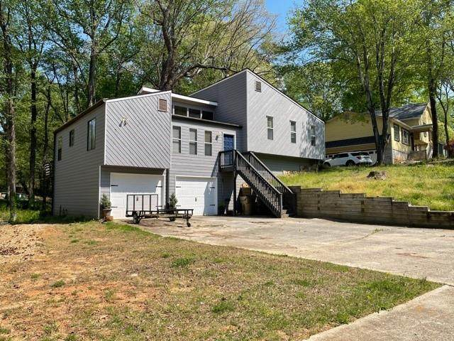 2550 Trent Drive, Marietta, GA 30066 (MLS #6869551) :: Path & Post Real Estate