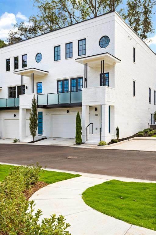 1332 Grey Fox Court NE #1, Atlanta, GA 30306 (MLS #6869616) :: Path & Post Real Estate