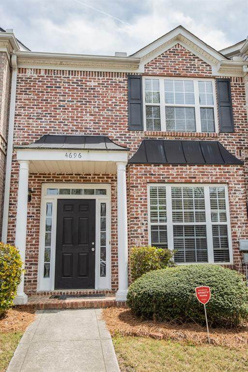 4696 Liberty Square Drive, Acworth, GA 30101 (MLS #6869667) :: North Atlanta Home Team
