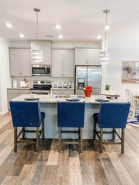 195 Madison Bend, Woodstock, GA 30188 (MLS #6869816) :: Kennesaw Life Real Estate
