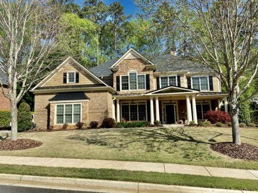 4838 Wildrose Court NW, Kennesaw, GA 30152 (MLS #6869897) :: Kennesaw Life Real Estate