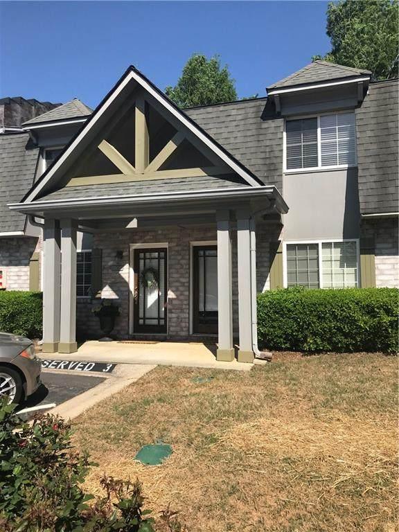 125 Rondak Circle SE, Smyrna, GA 30080 (MLS #6869988) :: North Atlanta Home Team