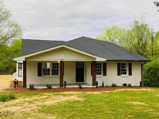 262 Road 2 South SW, Cartersville, GA 30120 (MLS #6869995) :: Kennesaw Life Real Estate