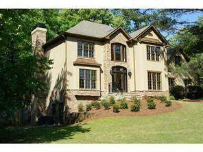 591 Hardage Farm Drive NW, Marietta, GA 30064 (MLS #6870084) :: Lucido Global