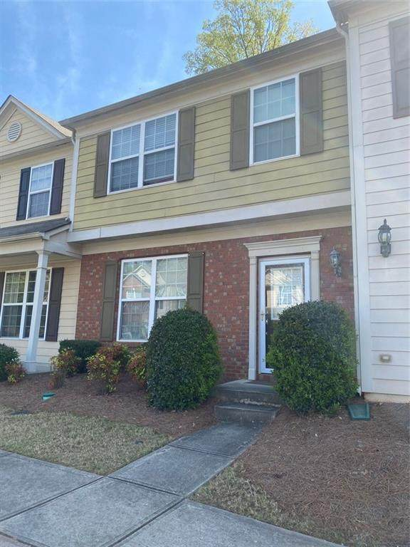 2809 Deerwood Lane SW, Atlanta, GA 30331 (MLS #6870158) :: North Atlanta Home Team