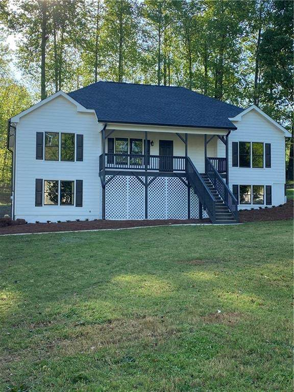 321 Spring Ridge Drive, Dallas, GA 30157 (MLS #6871238) :: RE/MAX Paramount Properties