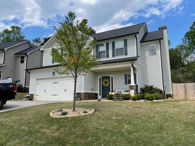 96 Gunier Circle, Dawsonville, GA 30534 (MLS #6871289) :: RE/MAX Paramount Properties