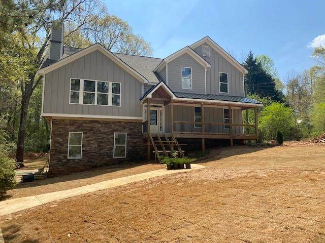 169 Spearman Lane, Canton, GA 30115 (MLS #6871321) :: The Zac Team @ RE/MAX Metro Atlanta