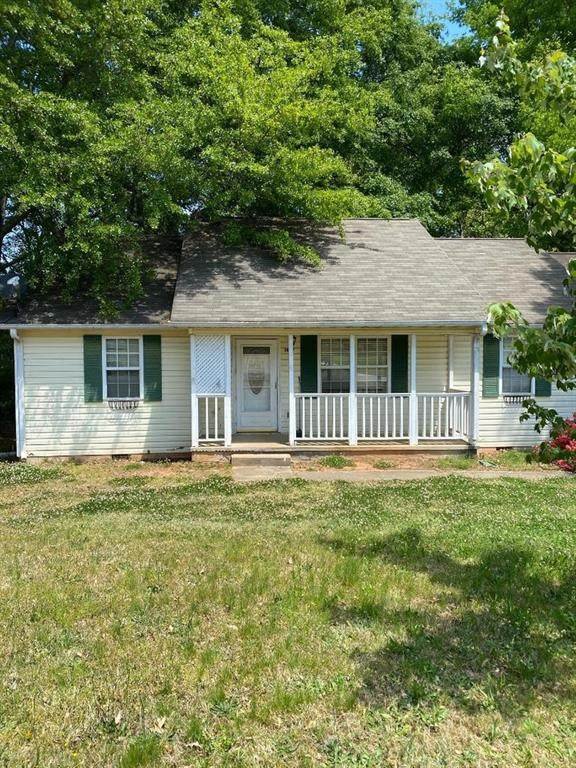 1447 Jefferson Drive, Monroe, GA 30656 (MLS #6872195) :: Dillard and Company Realty Group