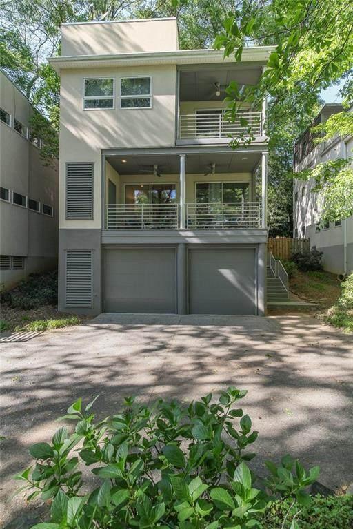 735 Antone Street NW, Atlanta, GA 30318 (MLS #6872282) :: Good Living Real Estate