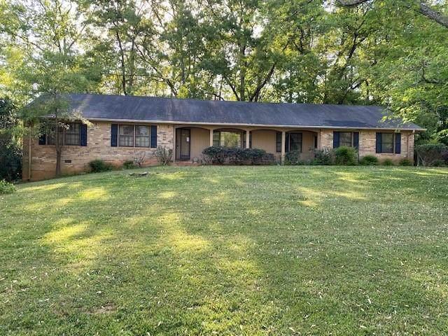 1256 Longwood Drive SW, Marietta, GA 30008 (MLS #6872445) :: North Atlanta Home Team