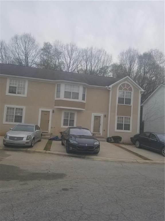 5031 Chupp Way Circle, Lithonia, GA 30038 (MLS #6872534) :: Path & Post Real Estate