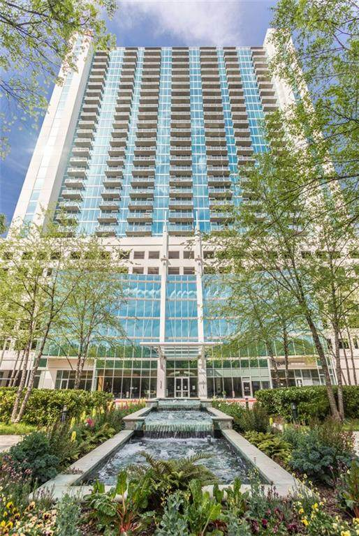 3324 Peachtree Road NE #1617, Atlanta, GA 30326 (MLS #6872539) :: RE/MAX Center