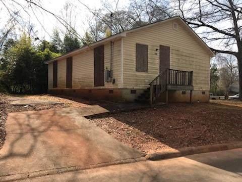 720 Ellis Street, Griffin, GA 30223 (MLS #6872560) :: North Atlanta Home Team
