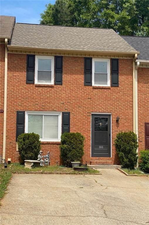 1100 Westfield Trace SE, Smyrna, GA 30082 (MLS #6873218) :: Kennesaw Life Real Estate