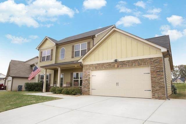 140 Brookhaven Drive, Villa Rica, GA 30180 (MLS #6873497) :: North Atlanta Home Team