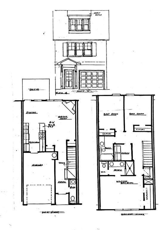 3638 Acorn Drive #7, Oakwood, GA 30566 (MLS #6873797) :: Kennesaw Life Real Estate