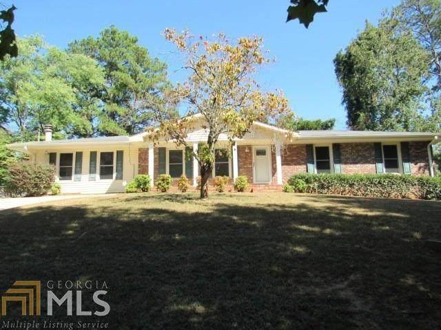 2541 Creekview Drive SW, Marietta, GA 30008 (MLS #6873853) :: North Atlanta Home Team