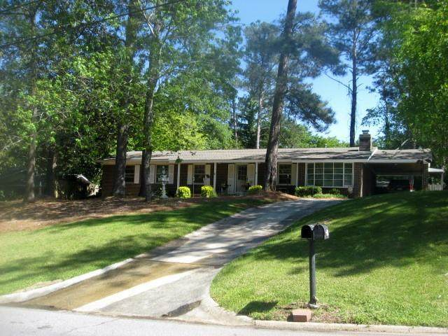 226 Laramie Road, Griffin, GA 30224 (MLS #6873867) :: North Atlanta Home Team