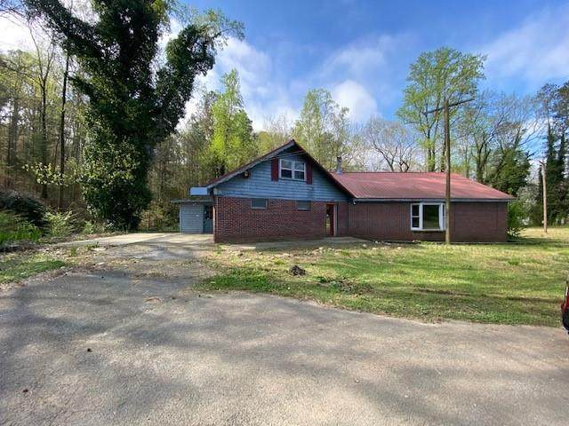 1404 E Hermitage Road NE, Rome, GA 30161 (MLS #6873953) :: North Atlanta Home Team