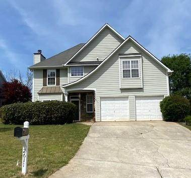 2611 Mcguire Drive NW, Kennesaw, GA 30144 (MLS #6874087) :: North Atlanta Home Team