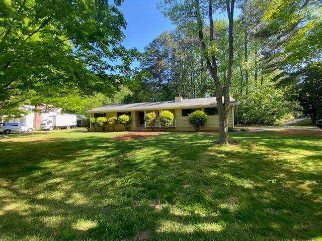 3851 Timber Hollow Way, Marietta, GA 30062 (MLS #6874582) :: North Atlanta Home Team