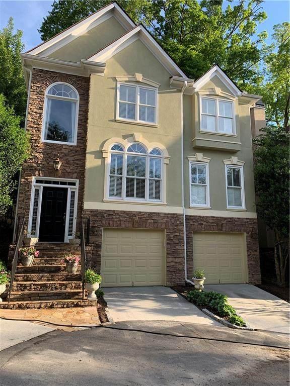 1153 Chantilly Ridge Ne Ridge NE, Atlanta, GA 30324 (MLS #6874827) :: North Atlanta Home Team