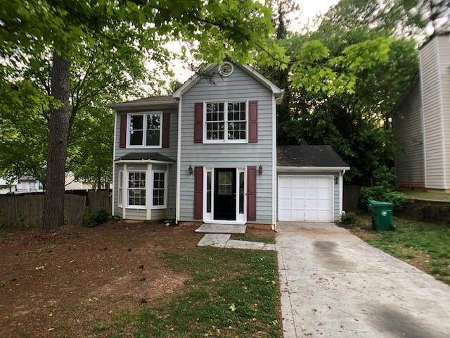 483 Allgood Circle, Stone Mountain, GA 30083 (MLS #6875023) :: North Atlanta Home Team