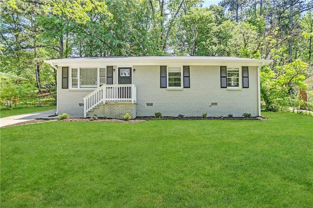 6195 Cedar Wood Drive - Photo 1