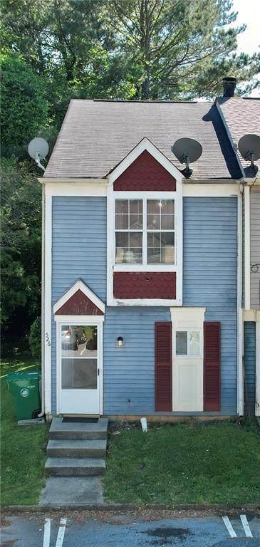 526 Prince Of Wales, Stone Mountain, GA 30083 (MLS #6875343) :: Kennesaw Life Real Estate
