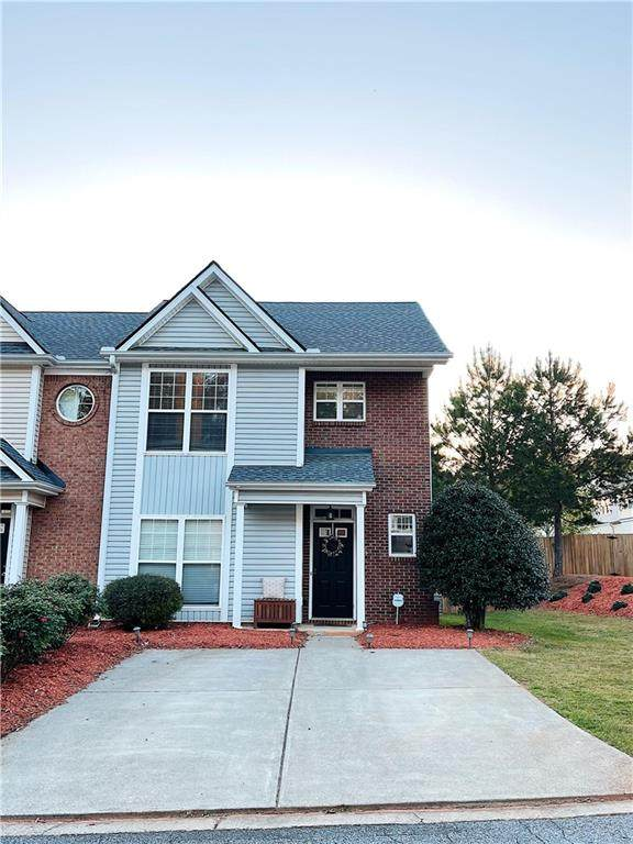 160 Pearl Chambers Drive, Dawsonville, GA 30534 (MLS #6875466) :: The Heyl Group at Keller Williams