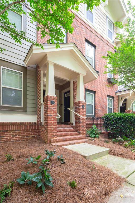 655 Mead Street SE #76, Atlanta, GA 30312 (MLS #6875755) :: North Atlanta Home Team