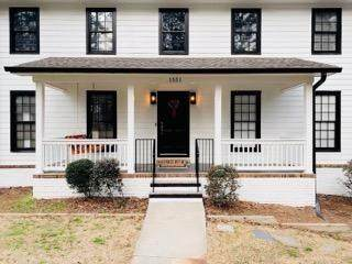 1551 Old Mill Crossing, Marietta, GA 30062 (MLS #6876270) :: Kennesaw Life Real Estate