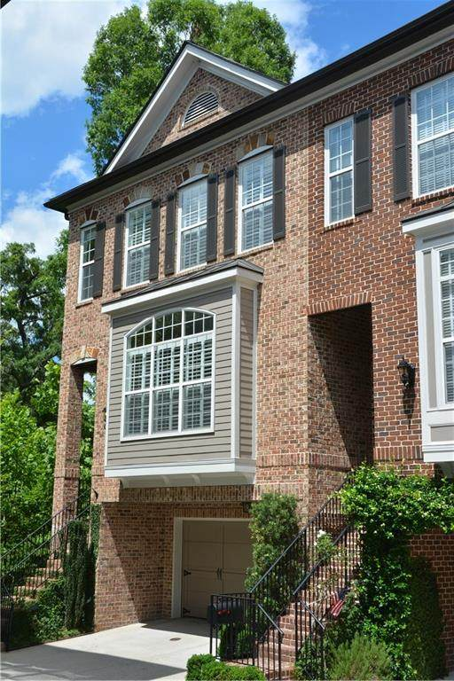 2693 Rivers Edge Drive NE, Atlanta, GA 30324 (MLS #6876647) :: Charlie Ballard Real Estate