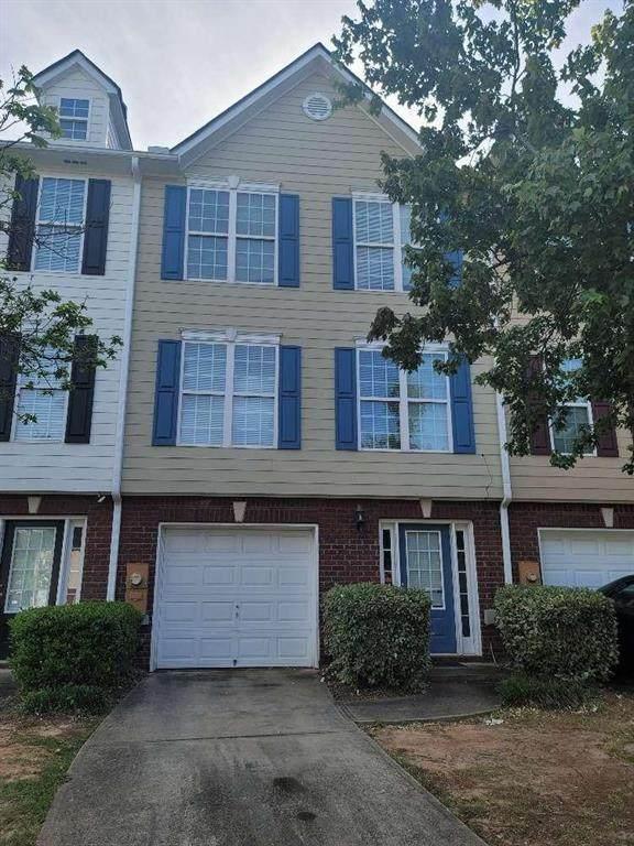1734 Redan E, Lithonia, GA 30058 (MLS #6877175) :: North Atlanta Home Team