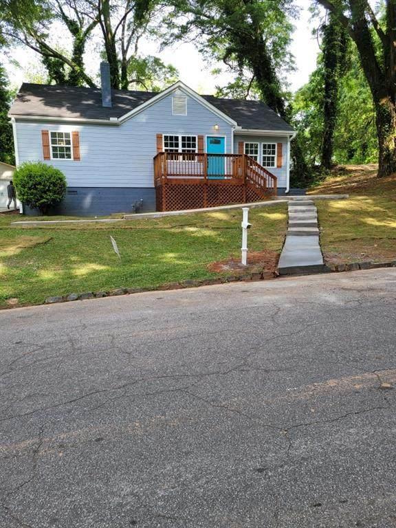 1626 Oak Knoll Circle, Atlanta, GA 30315 (MLS #6877312) :: North Atlanta Home Team