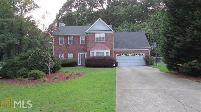 1720 Versailles Drive SW, Atlanta, GA 30331 (MLS #6877422) :: North Atlanta Home Team