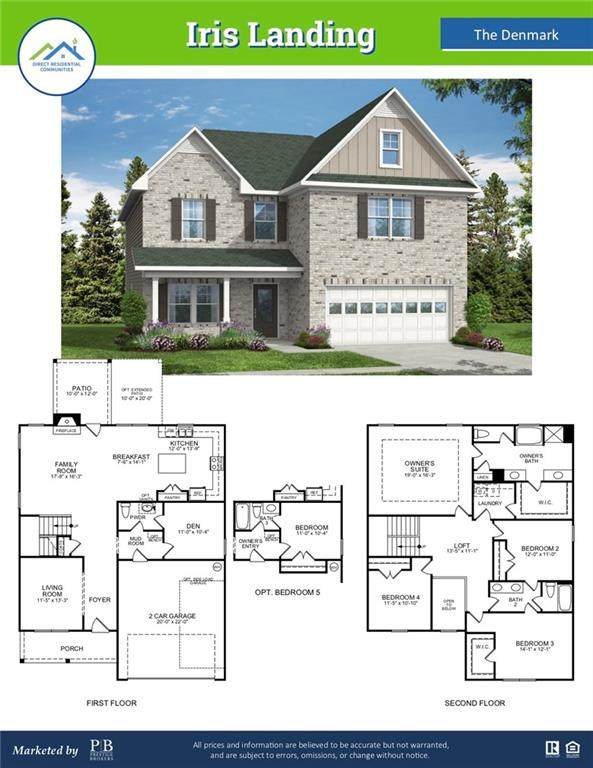 208 Orchid Drive, Mcdonough, GA 30252 (MLS #6877556) :: North Atlanta Home Team