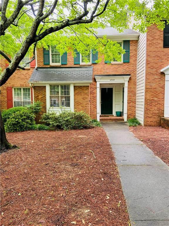 4349 Ivy Glen Court SE, Smyrna, GA 30082 (MLS #6877664) :: Kennesaw Life Real Estate