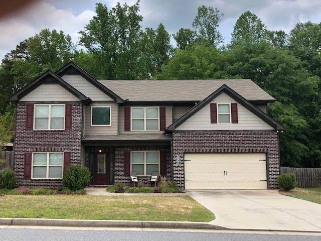 6805 Whitebark Drive, Dawsonville, GA 30534 (MLS #6877692) :: The Gurley Team